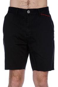 Классические мужские шорты Globe Bruce Walkshort Black