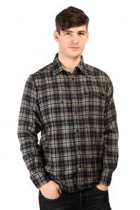 Рубашка в клетку Burton Mb Mill Wvn Highrise Midwood Pld
