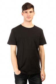 Футболка Quiksilver Adam Son Wall Tee Black