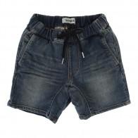 Шорты джинсовые детские Quiksilver Fonic Den Shorty Worn Wash