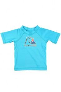 Гидрофутболка детская Quiksilver Bubble Infant I Hawaiian Ocean