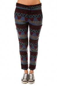 Штаны прямые женские Insight Geo Stripe Jacquard Pants Multi
