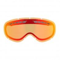 Линза для маски Dragon Dx Rpl Lens One Ionized Red