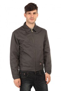 Куртка Dickies Lined Eisenhower Jacket Charcoal