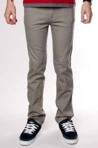 Джинсы узкие Zero Jeans Grey