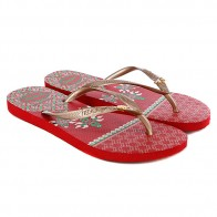 Шлепанцы женские Havaianas Slim Royal Red