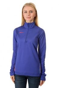 Толстовка сноубордическая женская Roxy Keep It Warm Royal Blue
