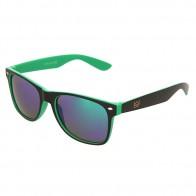 Очки Nomad Sunglasses Black/Green