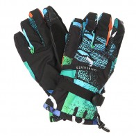 Перчатки сноубордические Quiksilver Mission Chakalapaki Origin