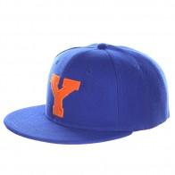 Бейсболка с прямым козырьком Truespin Abc Royal Y