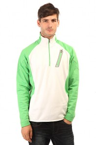 Толстовка кенгуру Oakley Effervescent Jacket Island An Green