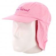 Бейсболка женская Animal Infant Girls Pink