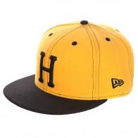 Бейсболка New Era Huf Classic Yellow