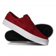 Кеды кроссовки низкие Nike Zoom Stefan Janoski Prem HT Team Red