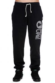 Штаны прямые Picture Organic Chill Men Pants Black