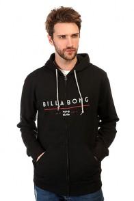 Толстовка классическая Billabong Unity Zip Hood Black