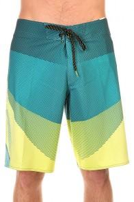 Шорты пляжные Billabong Fluid X 21 Lime