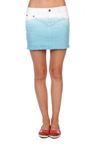 Юбка женская Rip Curl Beverly Skirt Dark Denim