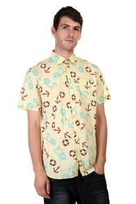 Рубашка Lost Ahoy Paloi Yellow