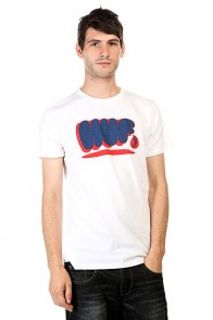 Футболка Huf Bubbles Tee White