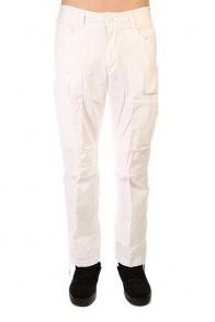 Штаны прямые Urban Classics Combat Cargo Pants White