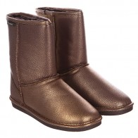 Угги женские Bearpaw Emma Short Chocolate/Bronze