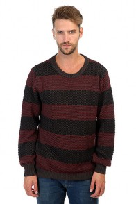 Свитер Rip Curl Textured Crew Sweater Red