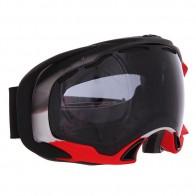 Маска для сноуборда Oakley Splice Simon Dumont Signature Black/Red