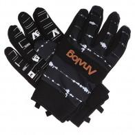 Перчатки сноубордические Analog Ag Avatar Glv T D Stripe Black/Grey