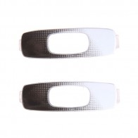 Сменный логотип Oakley Batwolf Icon Retail Pair Carbon Fiber