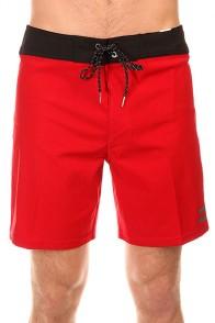 Шорты пляжные Billabong All Day X Short. 17 Dark Red