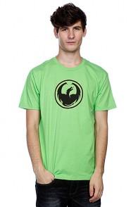 Футболка Dragon Icon S/F T(Hs) Lime