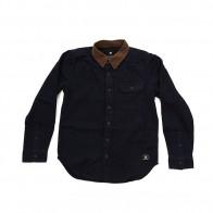 Рубашка детская DC Wallingstone Blue Iris