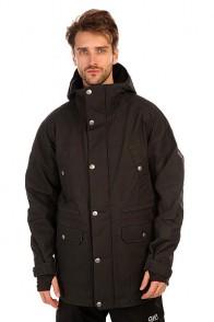 Куртка Burton Mb Cambridge Jk Washed True Black