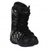 Ботинки для сноуборда детские Limited4You Thirteen Boys Black