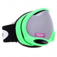 Маска для сноуборда Oakley Aframe Olympic Green Prizm Black Iridium