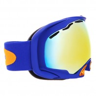 Маска для сноуборда Oakley Splice Saphire Fire Iridium Blue