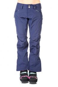 Штаны сноубордические женские Burton Fw13-14 Wb Mosaic Pants Night Rider