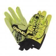 Перчатки Grenade Skull Glove Green