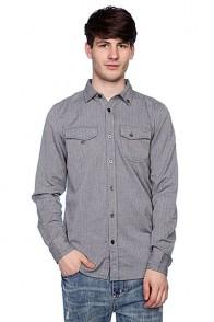Рубашка Globe Swindle Shirt Gunmetal