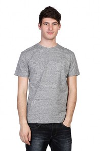 Футболка K1X Authentic Tee Dark Grey Heather