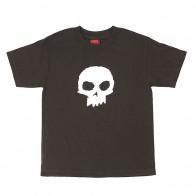Футболка детская Zero Skull Black