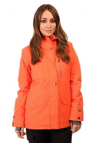 Куртка женская Roxy Andie Jk Nasturtium