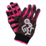 Перчатки сноубордические Oakley Sadplant Glove Fuchsia