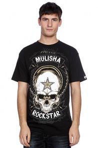 Футболка Metal Mulisha Skull Rs Black