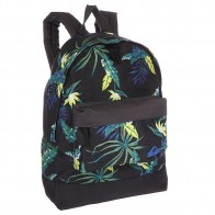 Рюкзак городской Quiksilver EveryDay Poster Backpack Backool Black