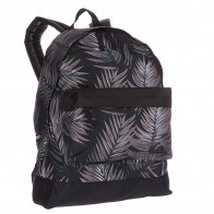 Рюкзак спортивный Quiksilver Dayposter Backpack Deep Jungle Black