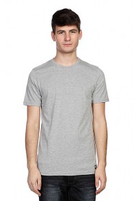 Футболка Element Basic Crew Ss F Grey Heather