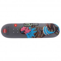 Дека для скейтборда для скейтборда Almost S5 Youness Sinestro R7 Grey 8.0 (20.3 см)
