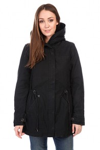 Куртка парка женская Roxy Ferley J True Black